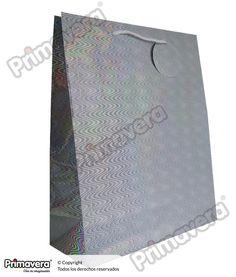Bolsa Regalo Holográmica http://envoltura.papelesprimavera.com/product/bolsa-regalo-primavera-hologramica-10/