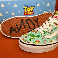 Vans x Toy Story | Find the whole collection at Zumiez