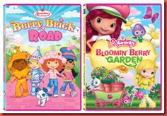 Strawberry Shortcake DVDs