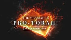 An encounter with Yeshua: Our Messiah is in favor of Torah