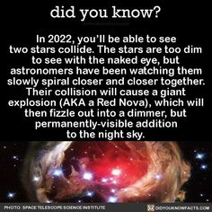 Universe Astronomy I'll put it on my calendar. The More You Know, Good To Know, Did You Know, Astronomy Facts, Space And Astronomy, Astronomy Quotes, Astronomy Tattoo, Astronomy Science, Astronomy Pictures