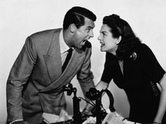 1940 - Luna nueva - His Girl Friday - (Cary Grant, Rosalind Russell)