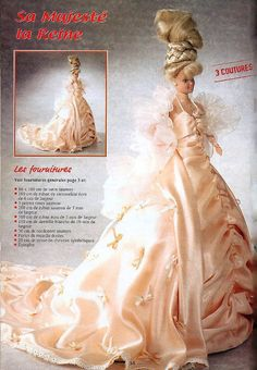 Patrones Barbie Fiesta - TejidosMaria - Álbumes web de Picasa