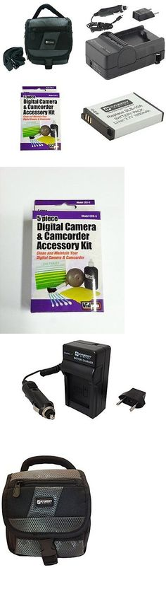 Batteries and Power Accessories: Samsung Wb1100f Accessory Kit Includes: Battery, Charger, Case, Care And Cleaning -> BUY IT NOW ONLY: $32.8 on eBay!