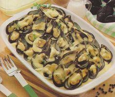 Moules à la charentaise http://www.supermomix.com/plats-principaux/moules-charentaise/