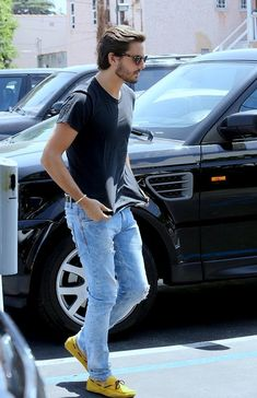 Scott Disick is a great fashion inspiration for young men