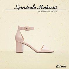 Clarks, Lily, Pure Products, Heels, Heel, Orchids, High Heel, Lilies, Stiletto Heels