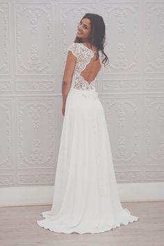 Les recherches d'une robe de mariée… par une fille très compliquée et complexée…