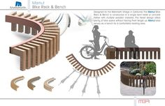 Bancas modernas para exterior buscar con google madera for Mamut muebles