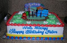 Cake Wrecks- when professional cakes go horribly, hilariously wrong.