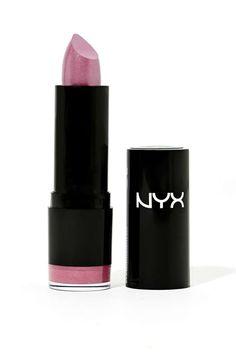 NYX Extra Creamy Lipstick - Soft Plum