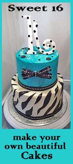 Custom cake Zebra Walmart Walmart cakes Hand drawn zebra print
