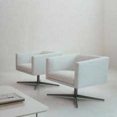 Cubica Armchair by Verzelloni -  would be fantastic in the right space--  Manhattan loft?