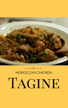 On The Talk, chef Alejandra Schrader cooked up a tempting and spicy dinner with her Moroccan Chicken Tagine recipe. See it for yourself! http://www.foodus.com/the-talk-alejandra-schrader-moroccan-chicken-tagine-recipe/