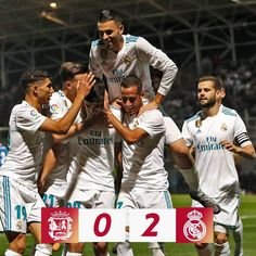 Real Madrid vs Fuenlabrada.... #CopaDelRey 2017-18