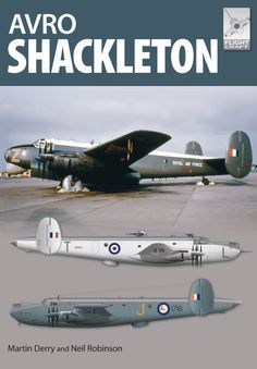 Available in e-Book.    As with the other books in the Flight Craft series, whilst published primarily with the scale aircraft modeller in mind, it is hoped that those readers who might perhaps describe themselves as 'occasional' modellers may also find that this colourful and informative work offers something to provoke their interests too. #penswordbooks #avroshackleton #shackleton #modelling #aviation