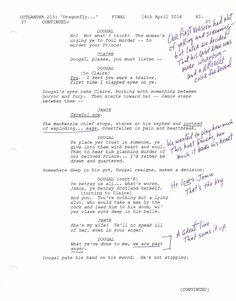 Outlander script