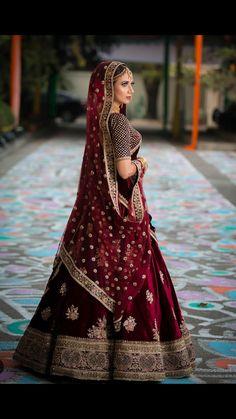 Sabyasachi Lehenga is one brand, that does not need an introduction. Sabyasachi Lehenga You might have seen a Sabyasachi bridal lehenga getting adorned by Sabyasachi Lehenga Bridal, Indian Bridal Lehenga, Indian Bridal Outfits, Indian Bridal Fashion, Indian Bridal Wear, Pakistani Bridal Dresses, Indian Dresses, Red Lehenga, Lehenga Choli