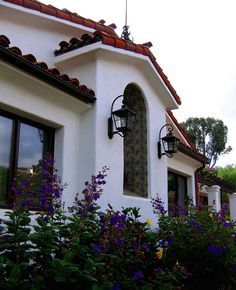 Spanish style homes in Santa Barbara California. Designers specializing in Spanish homes and landscapes with authentic details Spanish Style Homes, Spanish Revival, Spanish House, Spanish Colonial, Spanish Garden, Spanish Exterior, Adobe, Santa Barbara California, Mediterranean Home Decor