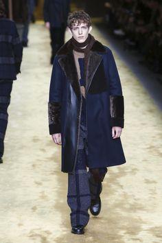 Fendi Menswear Fall Winter 2016 Milan