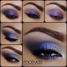 One of my favorite colors from @motivescosmetics by @Loren Ridinger
