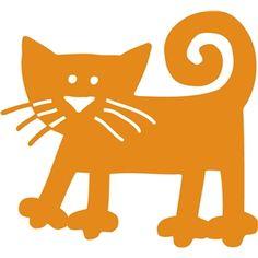 Silhouette Design Store - View Design #9458: cat