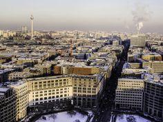 Leipziger Platz und Fernsehturm