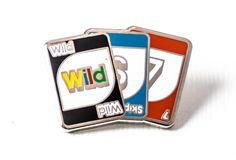 Wild Uno Pin