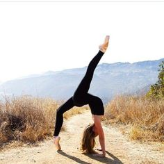 Beautiful dancer - you can achieve this with xtend barre.