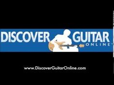 Discover Guitar Online, Learn to Play Guitar