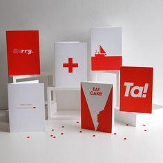 Set Of Six Emergency Cards — Polar