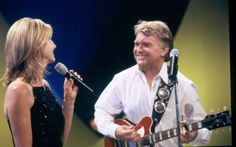 Olivia Newton John and Billy Thorpe