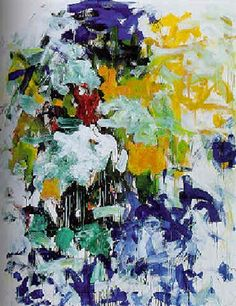 Joan Mitchell, Chord VII , 1987–1987 Oil on Canvas, 238.7 x 200 cm. (94 x 78.7 in.)