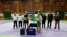 2 Marzo: Isabella Tcherkes-Zade, vincitrice del torneo Under 16 del Circuito Nazionale Giovanile Macroarea Nord-Est disputato a Parma.