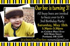 Throw a fabulous bee party on a budget! Post includes 16 great party ideas that you can make yourself or buy from the dollar store. Great ideas for kids birthday parties or baby showers.