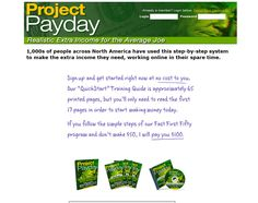 What Is Project Payday About? – All The Info You Need Here | - Best Online Affiliate Program