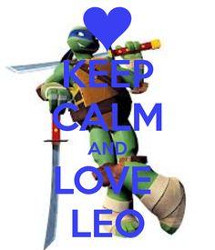 Love Leonardo. by Rirock2000 on deviantART