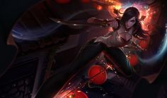 Skins Katarina LoL - League of Legends