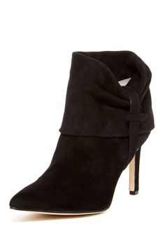 Bethany Suede Bootie