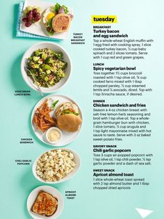It'S all bout fitness healthy eating budget, healthy eating recipes, diet recipes, healthy Healthy Eating Recipes, Clean Eating Recipes, Lunch Recipes, Diet Recipes, Healthy Food, Clean Eating Diet Plan, Eating Plans, Cooking Turkey Bacon, Vegetarian