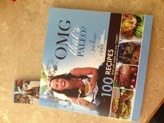 A must have book!! Awesome #paleo food w/ normal easy to find ingredients. Follow the authors hilarious blog at www.paleomg.com