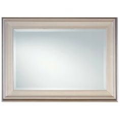 "Hekman Silver Mirror 29""x25""x2.5"""