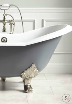 A painted bathtub can add instant personality and style to your master bathroom. Save yourself the hassle of a major DIY project and pick out the perfect piece for you from Signature Hardware.