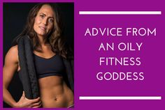 Personal trainer and police officer Amanda Mashinter doesn't just teach fitness, she lives it! Learn what a typical day looks like for this essential-oil-loving fitness-goddess and be inspired.