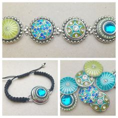 ginger snaps interchangeable button jewelry | Ginger Snaps