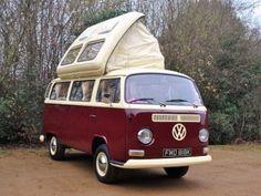 1972 dormobile campervan Custard Campers i want one! Volkswagen Bus, Kombi Camper, Vw Bus T2, Camper Van, Volkswagen Beetles, Motorhome Living, T2 T3, Bus Life, Campervan Interior