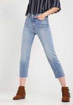 Levi's® WEDGIE STRAIGHT - Jeans Straight Leg - rough tide - Zalando.de
