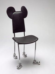 Coup de cœur : Garriris Chair, une chaise avec des oreilles de Mickey !