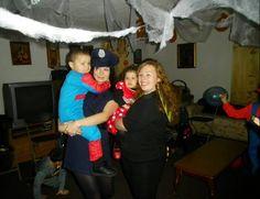 Jeaniels 3rd halloween bday..