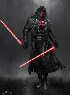 Darth Sith Male - Concept Design by Ron-faure on DeviantArt